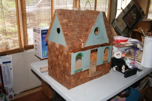 My daughter built this with her grandmother many, many years ago.